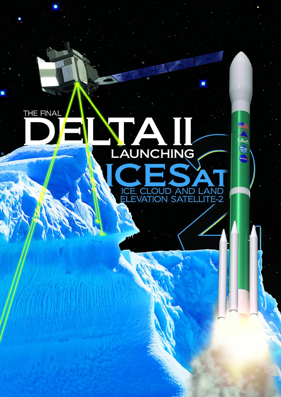 Delta II ICESat-2